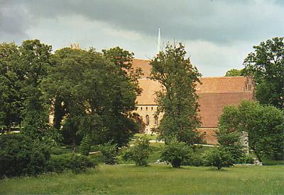 Kloster Chorin, Foto: (c) Harry Adler