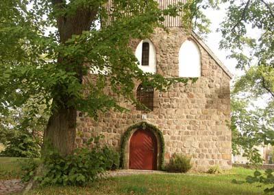 Dorfkirche Chorin, Foto: (c) Michael Luthardt